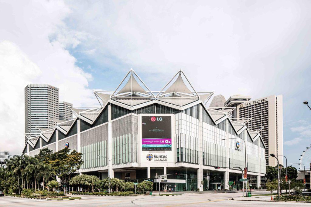 Suntec Singapore after AEI