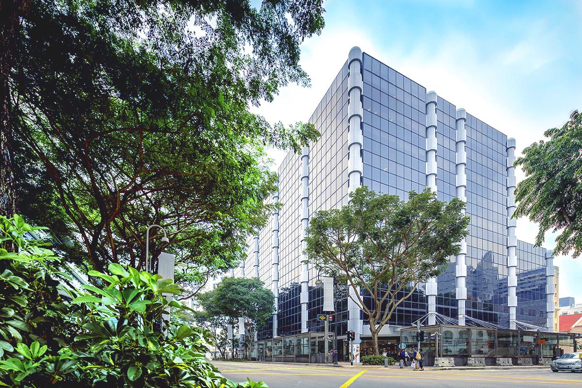 51 Bras Basah Road Manulife Centre